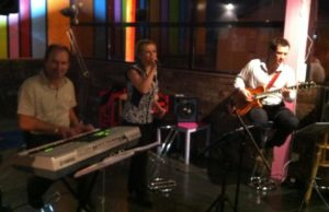 Sylvie Jazz Trio en concert au Largo Resto a Douvaine